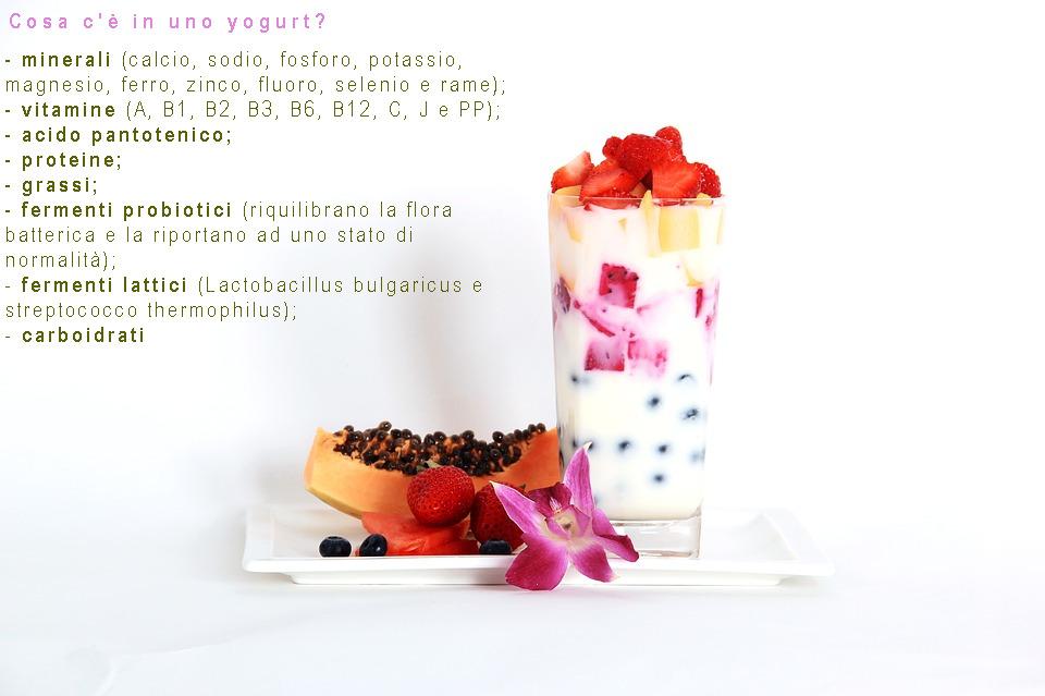 Yogurt - Studio Dentistico Nappo-Salzano