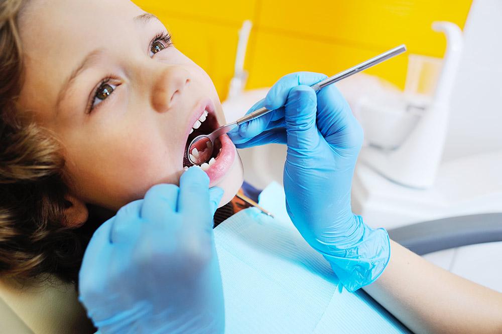 Odontoiatria pediatrica - Studio dentistico Wdent