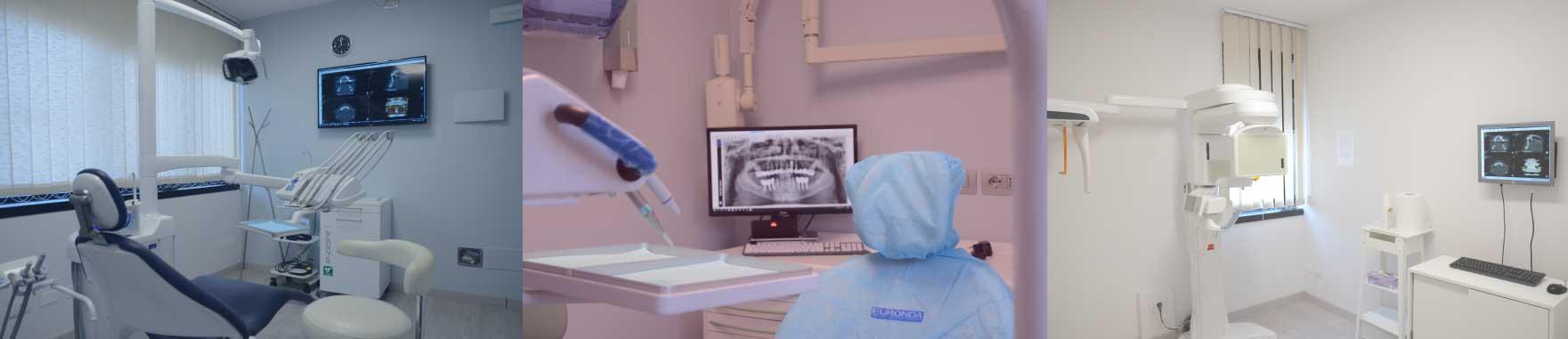 La migliore diagnosi dentistica 3D, a ridotta emissione di raggi X. - Studio dentistico Nappo-Salzano