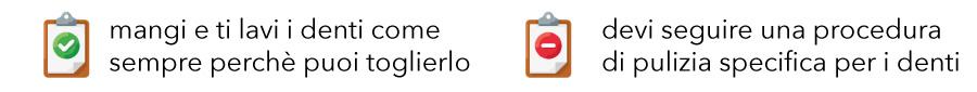 Apparecchio trasparente e tradizionale: le differenze - Studio dentistico Nappo-Salzano